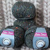 Материалы для творчества handmade. Livemaster - original item Yarn for felting Feltro Tweed. Handmade.