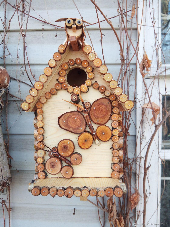 Бабочки- Скворечник, Кормушки для птиц, Мытищи,  Фото №1