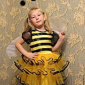 Одежда ручной работы. Ярмарка Мастеров - ручная работа Новогодний костюм для девочки  Пчёлка Майя. Handmade.
