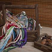 """Для дома и интерьера ручной работы. Ярмарка Мастеров - ручная работа Ящик для """"инструментов"""" и цветочных композиций. Handmade."""