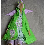 Куклы и игрушки ручной работы. Ярмарка Мастеров - ручная работа Большой ангел. Кукла Тильда.. Handmade.