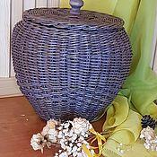 Для дома и интерьера handmade. Livemaster - original item Storage barrel. Handmade.