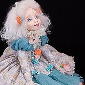 """Куклы и игрушки ручной работы. Ярмарка Мастеров - ручная работа Авторская будуарная кукла. """"Адель"""".. Handmade."""