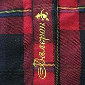Одежда ручной работы. Ярмарка Мастеров - ручная работа Вышива на одежде_рубаха. Handmade.