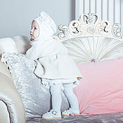 Работы для детей, ручной работы. Ярмарка Мастеров - ручная работа шапочка для девочки _зимняя коллекция. Handmade.