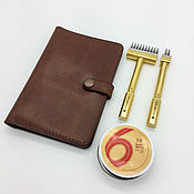 Сумки и аксессуары handmade. Livemaster - original item Passport cover/Organizer for documents made of genuine leather. Handmade.