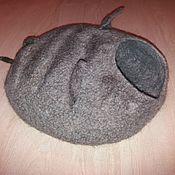 Для домашних животных, ручной работы. Ярмарка Мастеров - ручная работа валяный домик для кота (кошечки). Handmade.