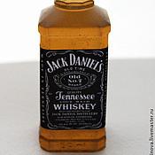 """Косметика ручной работы. Ярмарка Мастеров - ручная работа Мыло ручной работы """"Виски """"Jack Daniel`s"""". Handmade."""