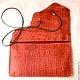 Женские сумки ручной работы. Клатч из кожи.. Lora-S кожаных дел мастер. Интернет-магазин Ярмарка Мастеров. бордовый