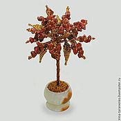 Цветы и флористика handmade. Livemaster - original item Tree aventurine