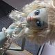 Коллекционные куклы ручной работы. ООАК монстр Хай. Favorite Doll. Интернет-магазин Ярмарка Мастеров. Ооак монстр хай