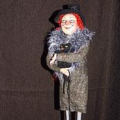 """Куклы и игрушки ручной работы. Ярмарка Мастеров - ручная работа """"Скорпион"""" (проект """"Знаки Зодиака в бабках"""" по рисункам Ольги Громовой. Handmade."""