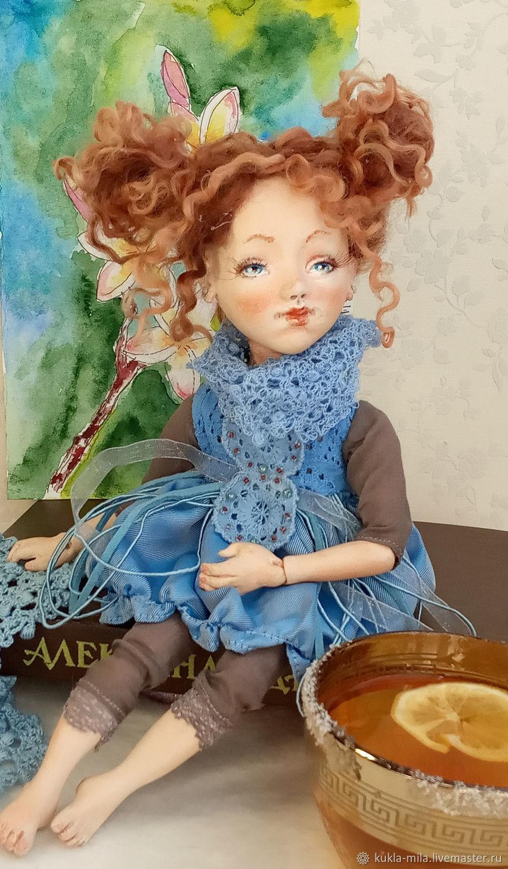Кукла Фаняша, Шарнирная кукла, Самара,  Фото №1