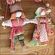 Народные куклы ручной работы. Заказать Неразлучники. Ольга Миронова. Ярмарка Мастеров. Народная кукла, текстильная кукла, жених и невеста