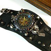Украшения handmade. Livemaster - original item Steampunk Clock. Handmade.