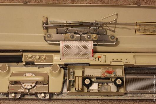 Вязание ручной работы. Ярмарка Мастеров - ручная работа. Купить Вязальная машина 5 класса Silver Reed SК327, в отл. сост., Япония. Handmade.