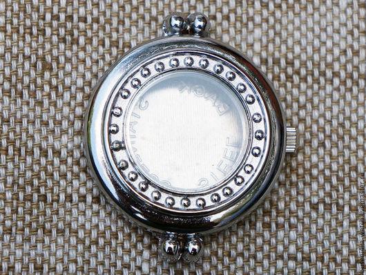 """Для украшений ручной работы. Ярмарка Мастеров - ручная работа. Купить Корпус от часов """"витрина"""" №11. Handmade. Часы"""