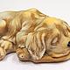 Мыло ручной работы. Заказать Мыло Спящая собака. Юлия (dushamila). Ярмарка Мастеров. Собачка, мыло сувенирное, косметические отдушки
