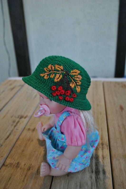 Куклы Тильды ручной работы. Ярмарка Мастеров - ручная работа. Купить Набор панамок для интерьерной куклы. Handmade. Интерьерная кукла