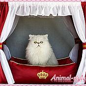 """Для домашних животных, ручной работы. Ярмарка Мастеров - ручная работа """"Царская особа"""" Оформление выставочной палатки. Handmade."""