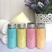 Пенки ручной работы. Ярмарка Мастеров - ручная работа Соль для ванны в ассортименте. Handmade.