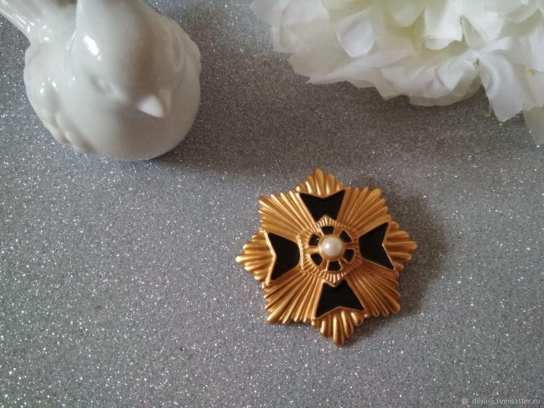 brooch order, Vintage brooches, Vladimir,  Фото №1