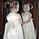 Одежда для девочек, ручной работы. Заказать Нарядное платье. Марина. Ярмарка Мастеров. Нарядное платье, утренник