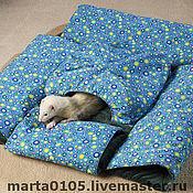 Для домашних животных, ручной работы. Ярмарка Мастеров - ручная работа Игровой коврик. Handmade.