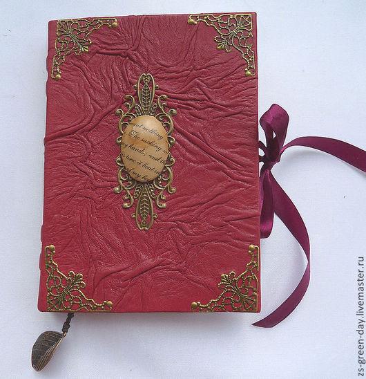 Блокноты ручной работы. Ярмарка Мастеров - ручная работа. Купить Дневники  Европы. Handmade. Блокнот ручной работы, лента атласная