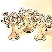 Материалы для творчества ручной работы. Ярмарка Мастеров - ручная работа Деревце с завитками. Handmade.