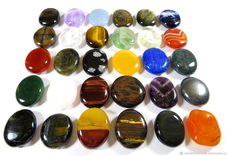 Интерактивная коллекция мелкой плашки, Минералы, Алушта,  Фото №1