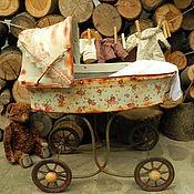 """Куклы и игрушки ручной работы. Ярмарка Мастеров - ручная работа Коляска """"Для принцессы"""". Handmade."""