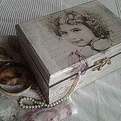 Для дома и интерьера handmade. Livemaster - original item Big boxes