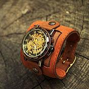 """Украшения ручной работы. Ярмарка Мастеров - ручная работа Часы наручные """"2line"""". Handmade."""
