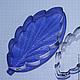 Молд лист анютины глазки (каттер - как пример, продается отдельно)