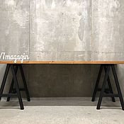 Для дома и интерьера handmade. Livemaster - original item Vendetta table. Handmade.