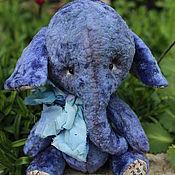 Куклы и игрушки handmade. Livemaster - original item Blue. Handmade.