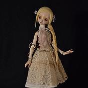 "Куклы и игрушки handmade. Livemaster - original item Porcelain ball jointed doll ""Camille"". Handmade."