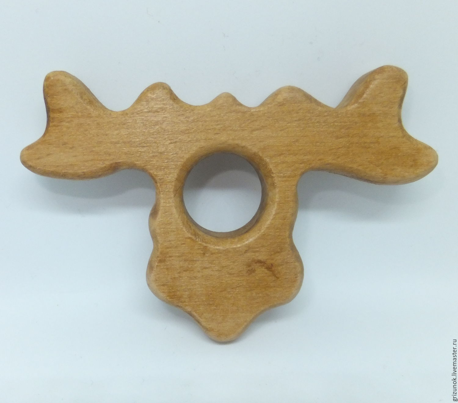 Teething toy teether moosie Wooden toy, Toys, Moscow, Фото №1