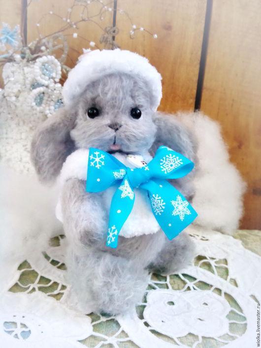 Куклы и игрушки handmade зайка зайчик игрушка зайки вязаные игрушки кролик игрушка вязаная крючком ярмарка мастеров игрушки ручной работы  Wiolka вязаные игрушки