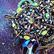Украшения ручной работы. Ярмарка Мастеров - ручная работа Neptune / Solar System collection. Handmade.