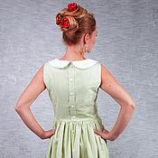 """Одежда ручной работы. Ярмарка Мастеров - ручная работа платье """"Горошки"""". Handmade."""