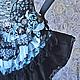 Платья ручной работы. Платье «Лунная соната».. Only you.... Интернет-магазин Ярмарка Мастеров. Платье летнее, черный, букле