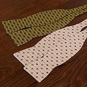 Аксессуары handmade. Livemaster - original item Tie samosas individual tailoring. Handmade.