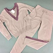 Одежда handmade. Livemaster - original item Costume transformer Angora Powder (pink). Handmade.