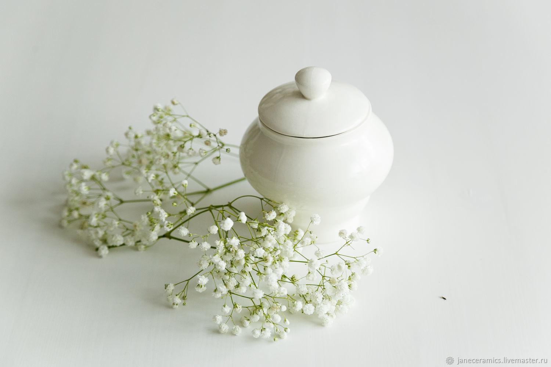 Jar 'Classic', handmade ceramics, Jars, Zhukovsky,  Фото №1