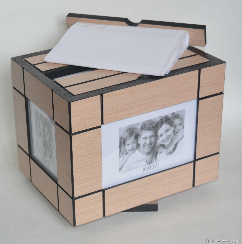 """Детская ручной работы. Ярмарка Мастеров - ручная работа. Купить Подарки: Фотоальбом (фото-короб """"Карелия"""")на 240 фото 10х15. Handmade."""