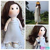 Портретная кукла ручной работы. Ярмарка Мастеров - ручная работа Интерьерная куколка по фото. Handmade.