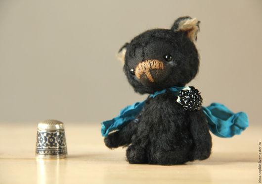 """Мишки Тедди ручной работы. Ярмарка Мастеров - ручная работа. Купить Мишка Ежевика. Коллекция """"Лесная ягода"""". Тедди. Handmade."""