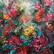 Картины и панно handmade. Livemaster - original item Interior painting,abstract oil